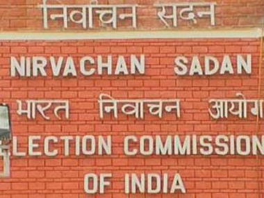 Election Commission of India. News18