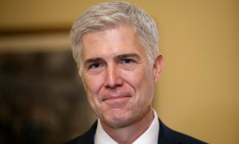 File image of Neil Gorsuch. AP