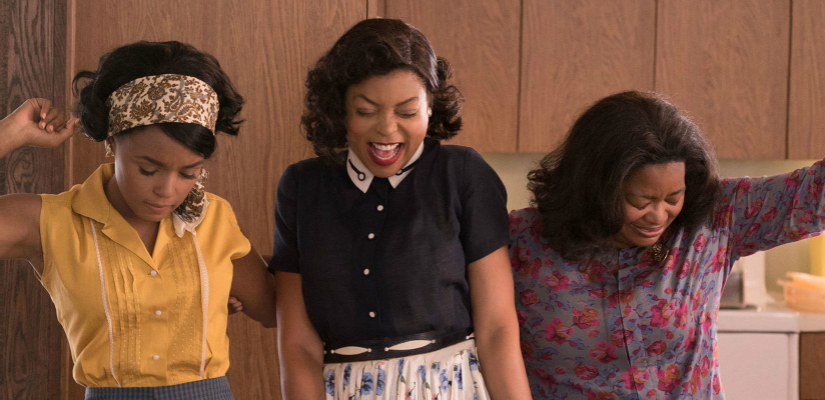 (From Left) Janelle Monae, Taraji P Henson and Octavia Spencer as Mary Jackson, Katherine Johnson and Dorothy Vaughan in 'Hidden Figures' Image Courtesy: YouTube