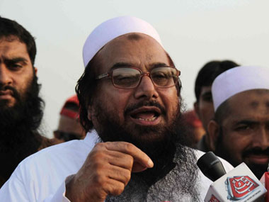 Hafiz Saeed. File photo. AFP
