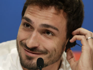 Mats Hummels believes Bayern Munich should score more. AP