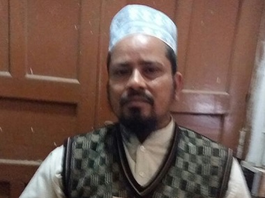 Mufti Mohd saleem noori barelvi, spokesperson of Alarm Hazrat Dargah at Bareilly and editor of Alarm Hazrat magazine