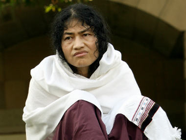 Irom Sharmila file image. Reuters.