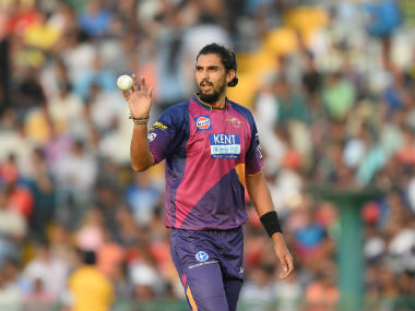 File photo of Ishant Sharma from IPL 206. Sportzpics