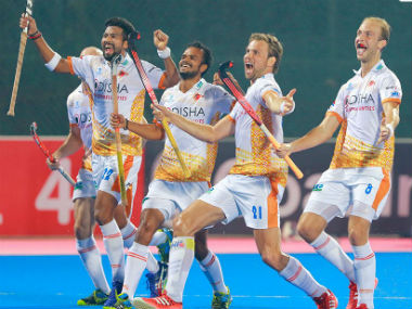Kalinga Lancers avenged their loss by defeating Jaypee Punjab Warriors for the first time. Image Credit: Twitter: @HockeyIndiaLeag