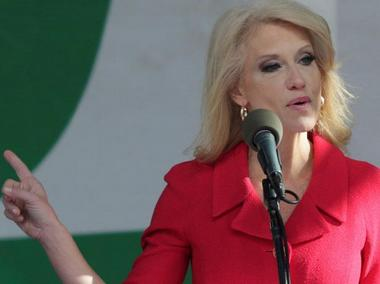 File image of Kellyanne Conway. Reuters