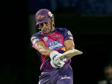 MS Dhoni did not have a successful time as RPS skipper in the IPL last year. Sportzpics