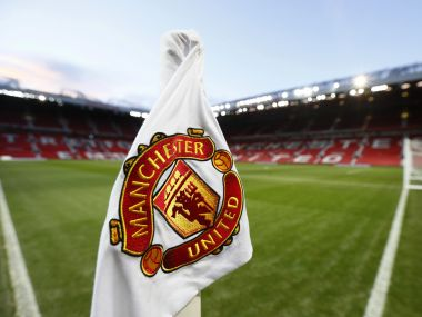 General view inside the Old Trafford stadium. Reuters