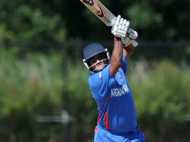 File photo of Mohammad Shahzad. Getty Images