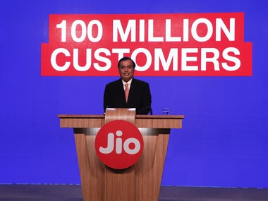 Mukesh Ambani, Chairman, Reliance Industries. Reuters