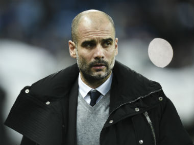 Pep Guardiola is wary of Monaco's dominance at home. AFP