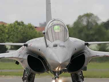 Rafale fighter jet. Photo courtesy: Wikimedia Commons