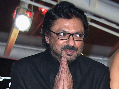 Sanjay Leela Bhansali. Getty Images/File photo