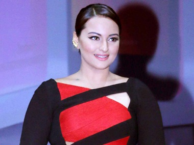 Sonakshi Sinha. File photo