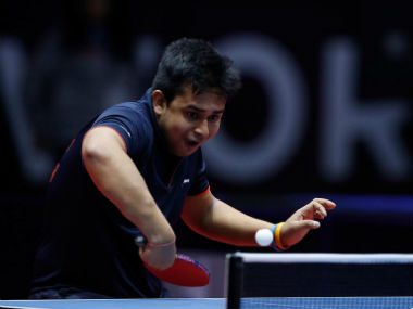 Soumyajit at the India Open. Image Credit: Twitter: @Im_Ghosh