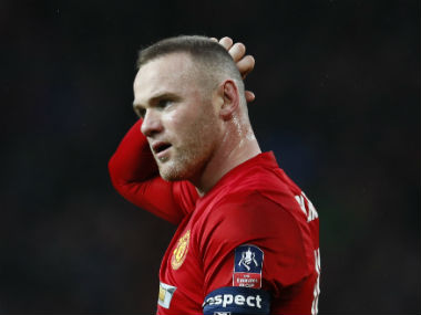 """Wayne Rooney was rested due to 'muscular problems"""", confirmed Jose Mourinho. Reuters"""