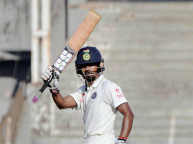 File photo of Wriddhiman Saha.