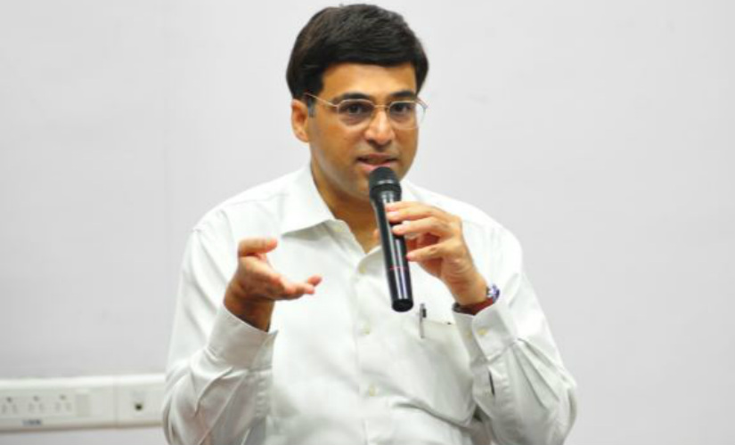 Viswanathan Anand: a big fan of Star trek!