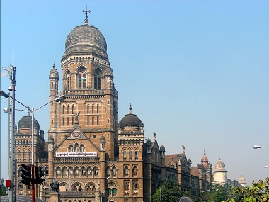 Brihanmumbai Municipal Corporation. Image courtesy: Wikimedia Commons