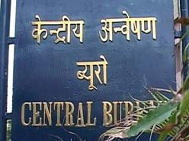 Central Bureau of Investigation . News18