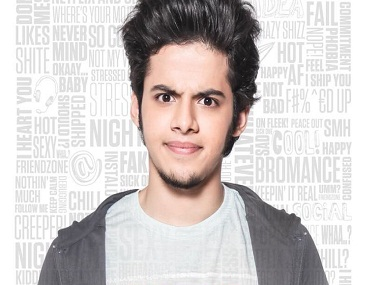 Darsheel Safary in the poster of Quickie. Twitter