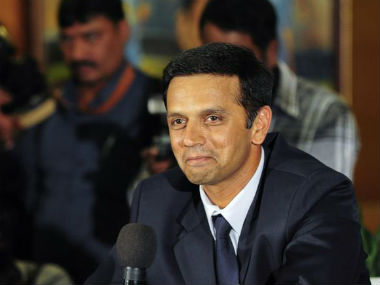 File image of Rahul Dravid Reuters