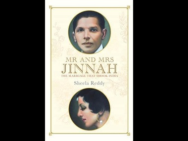 The jinnahs and their unusual marriage are the subject of Sheela Reddy's new book, published by Penguin Random House