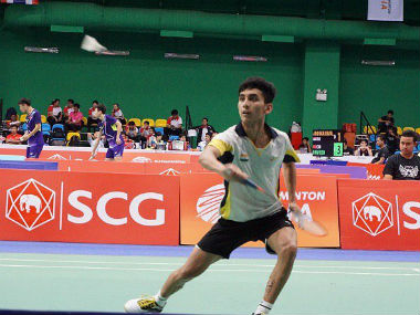 Lakshya Sen, runner-up at the Nationals, is one of the youngest at PPBA. Image courtesy: Twitter/@virenrasquinha
