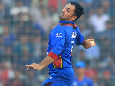 File photo of Mohammad Nabi. AFP