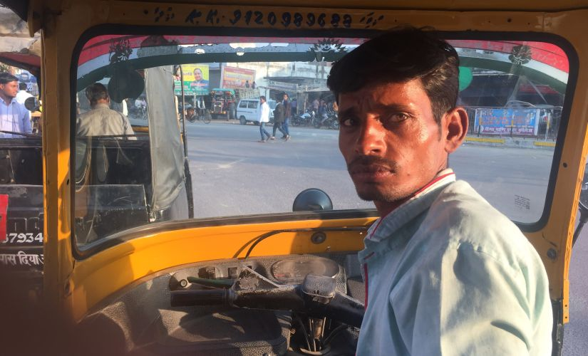 Twenty-two-year-old Kaushal Kumar Yadav drives an auto in Raebareli and told Firstpost that his family of five is rooting for Akhilesh.