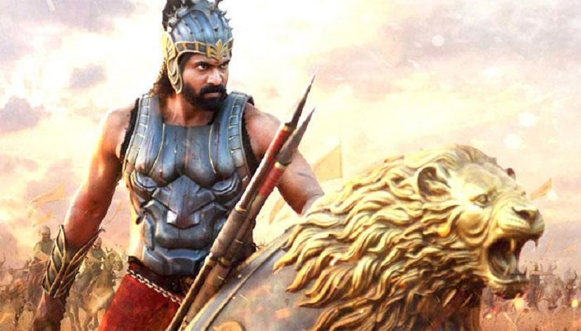 In Baahubali: The Beginning