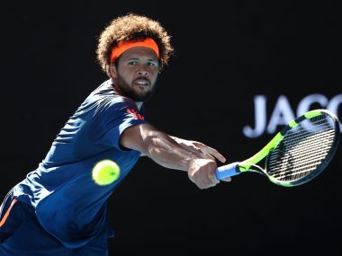 File picture of Jo-Wilfried Tsonga. Getty Images