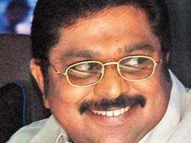 File photo of TTV Dinakaran. Photo courtesy Facebook