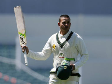 Will Usman Khawaja be selected in Australia's first eleven for the Test series against India?