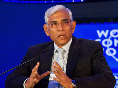 File photo of former Comptroller and Auditor General (CAG), Vinod Rai
