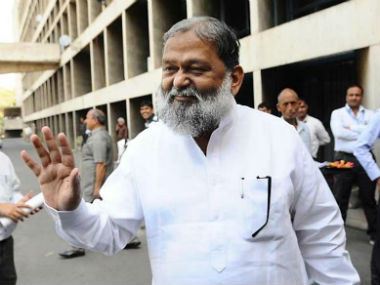 File image of Anil Vij. CNN-News 18