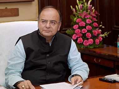 Finance Minister Arun Jaitley. PTI file photo.