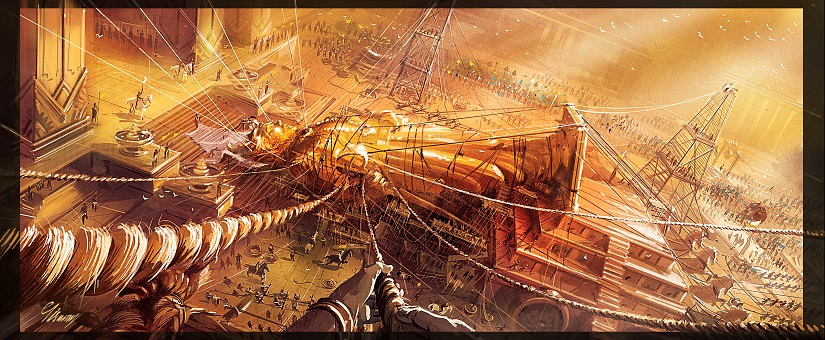 BAAHUBALI THE BEGINNING VISUAL SKETCH 5 BY VISWANATH SUNDARAM