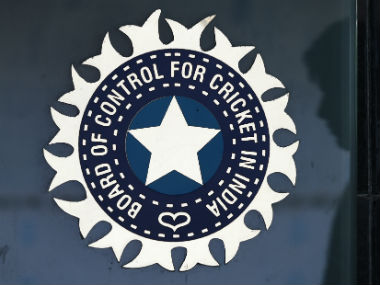 File image of BCCI logo. AFP