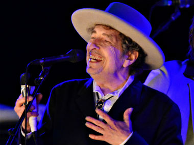 File image of Bob Dylan. Reuters