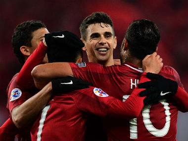 The much-awaited Chinese Super League begins on . AFP