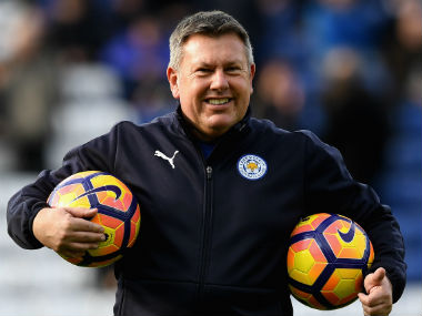 Craig Shakespeare had been serving as the interim manager after the removal of Claudio Ranieri from the position. Getty Images