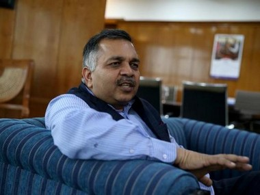 Pawan Kumar Agarwal, Chief Executive Officer of the Food Safety and Standards Authority of India (FSSAI). Reuters.