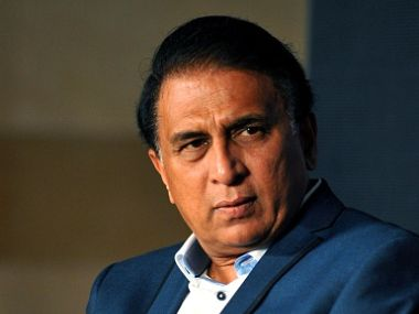 Indian batting legend Sunil Gavaskar added that the Indian team was on the right track with coach Anil Kumble. AFP