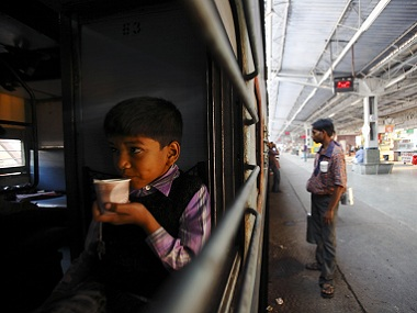 Prices of food and beverages will be tightly monitored by the Railways. Reuters representational image