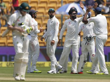 India have kept themselves alive in the Test match with good bowling performance on Day 2. AP