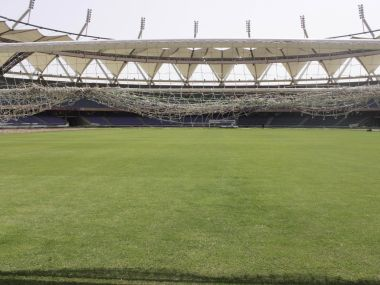 Image of Jawaharlal Nehru stadium in New Delhi. Twitter/@FIFA.com