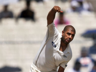 Jeetan Patel last played for New Zealand in Tests in the tour of India last year. AP