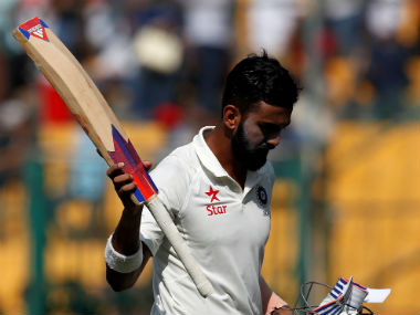 File picture of KL Rahul. Reuters