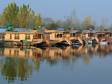 A view of Kashmir Valley in spring season. Firstpost. Naresh Sharma